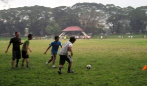 Sports such as Football utilizes all of the Skill-related Components of Fitness.