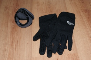 Wear additional accessories such as gloves and ear muffs to keep other parts of your body from frostbite.