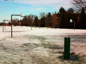 Basketball, anyone?