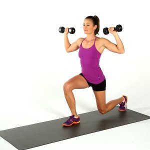 Weight-Training-Women-Dumbbell-Circuit-Workout