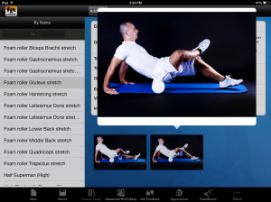 Lumon Fit ensures a creative exercise program with its diverse inventory of exercises.